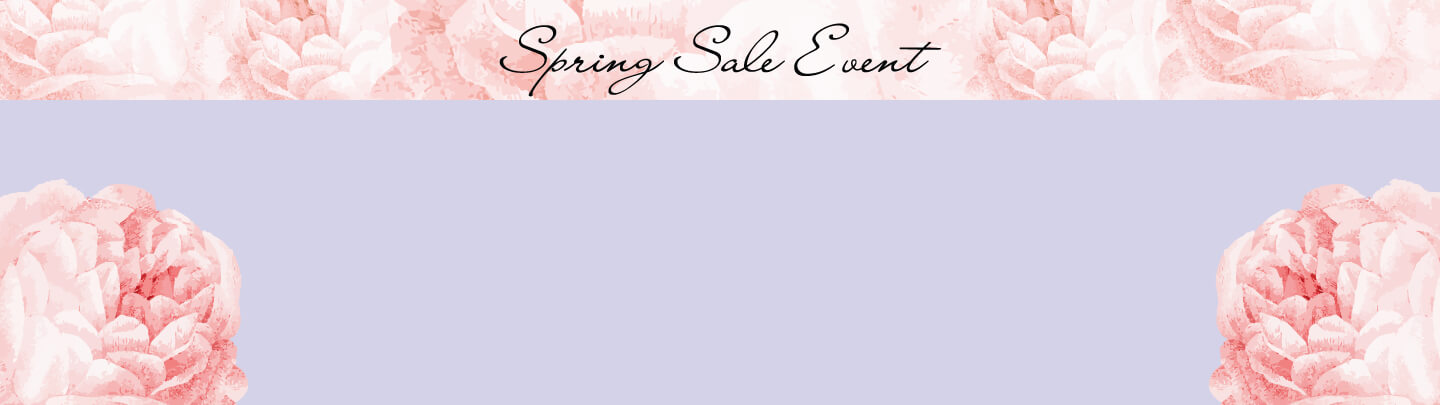 Spring Sale Day 3 2019 - 3 GWP Mini Brushes Category Banner